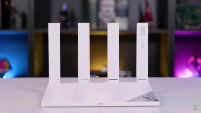 Huawei Wi-Fi AX3 Router