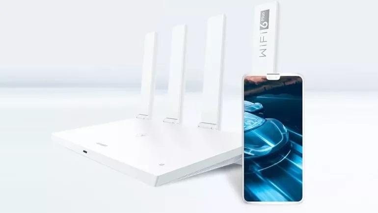 Huawei Wi-Fi AX3 Router - wi-fi 6 plus