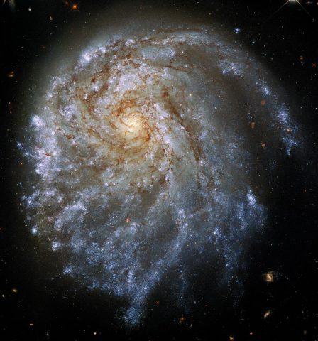 NGC 2276 Galaksi