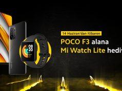 POCO F3 kampanya