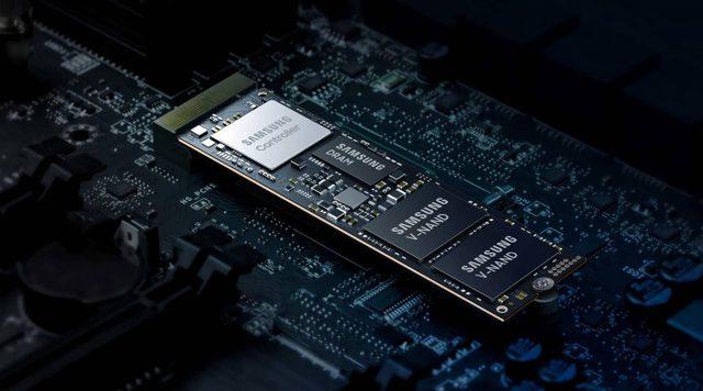 Samsung 176 Katmanlı V-NAND