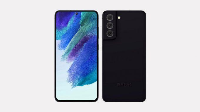 Samsung Galaxy S21 FE Siyah
