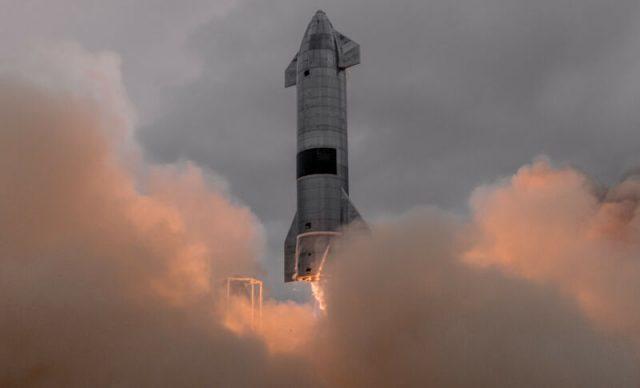 Starship Roket