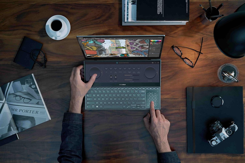 Zenbook Pro Duo 15