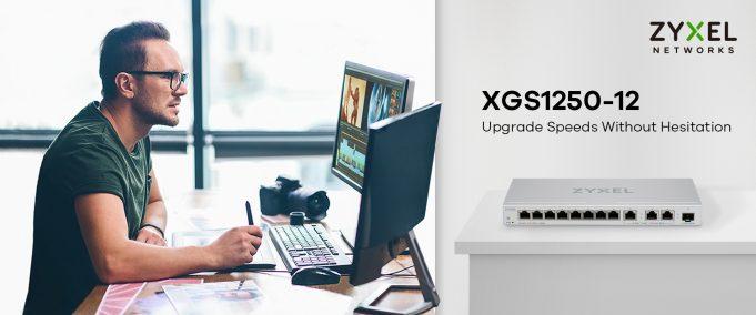 Zyxel XGS1250-12