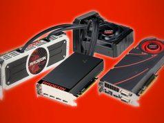 AMD Fury, Radeon 200 ve 300 serisi ekran kartları