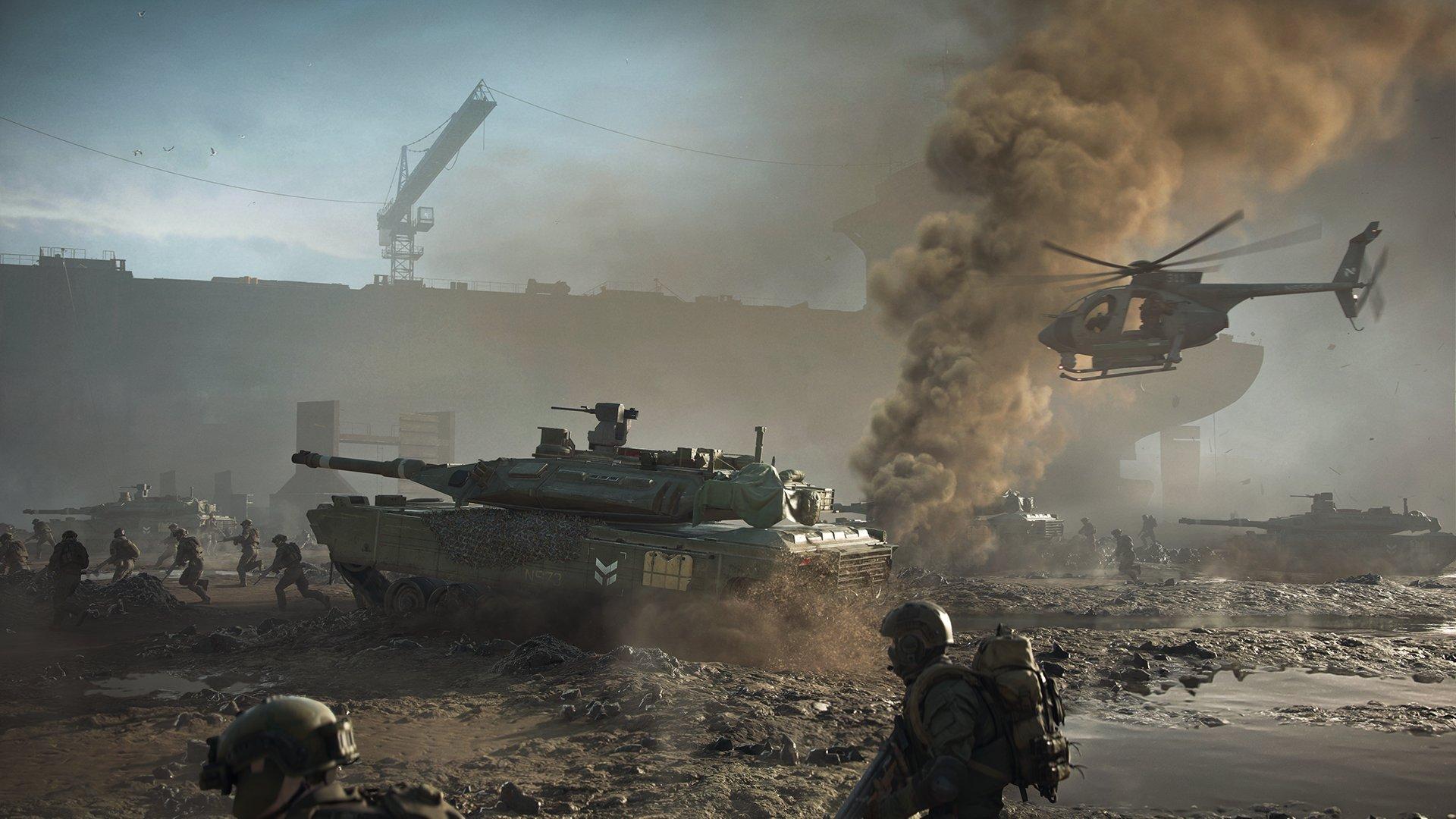 Battlefield 2042 fragmanı