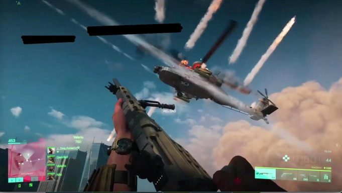 Battlefield 6 oyun içi ekran görüntüleri