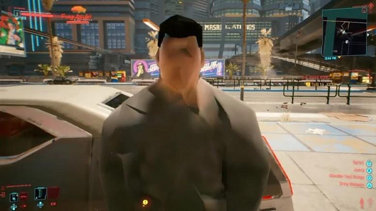 Cyberpunk 2077 hataları