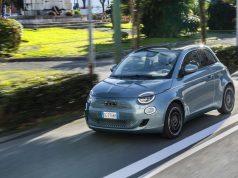 Fiat Tamamen Elektrikli Otomobil