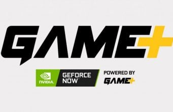 GeForce NOW powered by GAME+