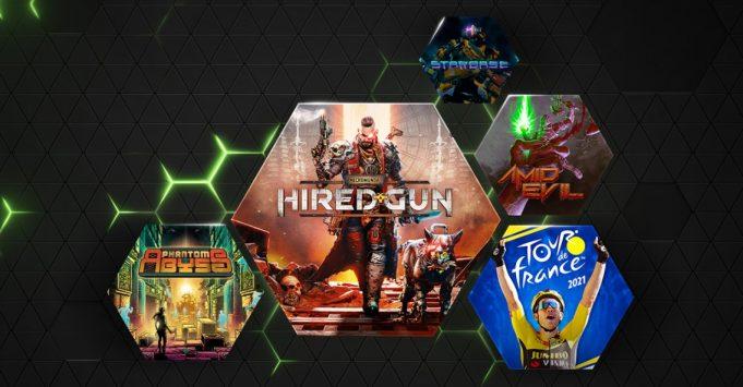 Yeni GeForce NOW oyunları