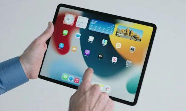 iPadOS 15 özellikleri