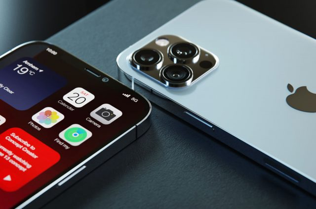 iPhone 13 1 TB depolama seçeneği