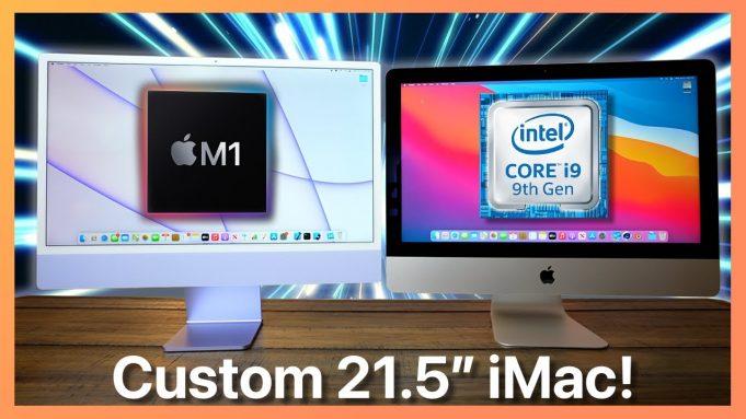 Core i9 21.5 İnç iMac