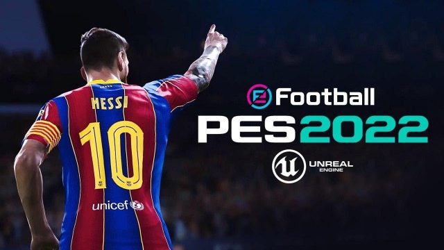 PES 2022 demo