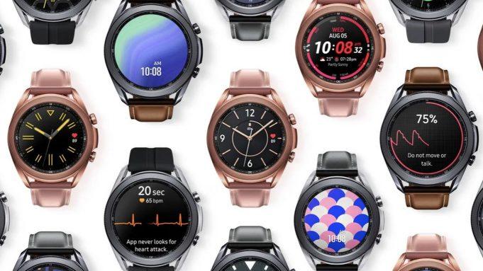 Samsung Galaxy Watch 4 Pil Kapasitesi