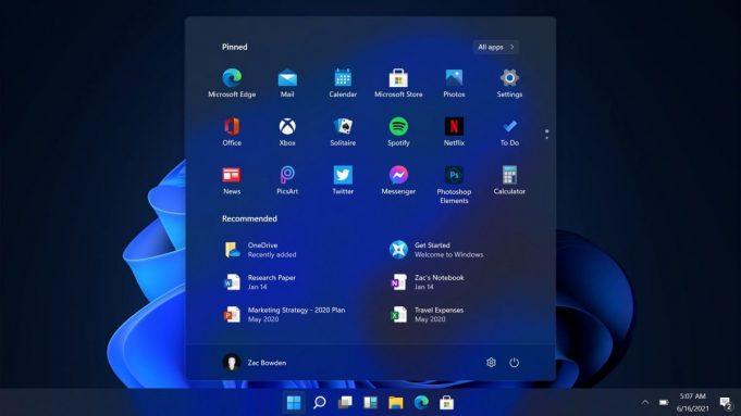 Windows 11 SE sızdırıldı