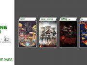 Xbox Game Pass Haziran 2021
