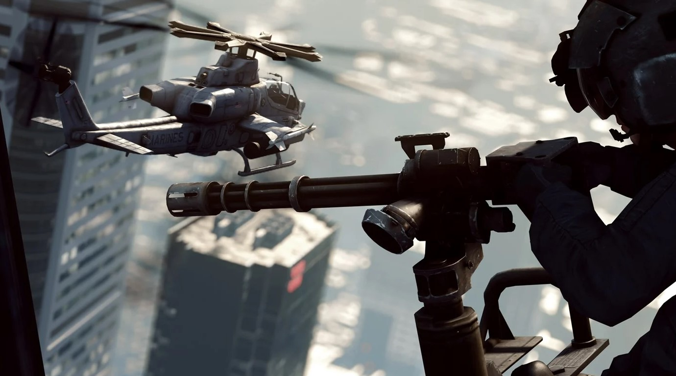 new Battlefield game Battlefield 2042