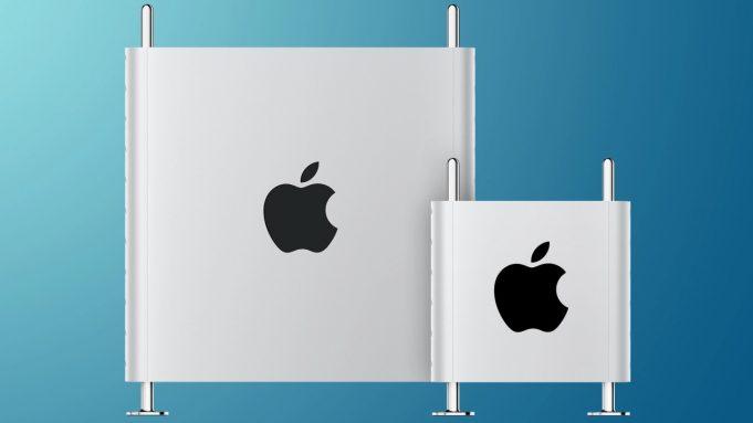 2022 Mac Pro Ice Lake Xeon