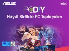 Asus Haydi Birlikte PC Toplayalım