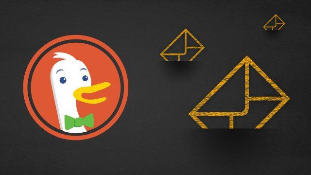 DuckDuckGo, E-posta Koruma Hizmetini Duyurdu