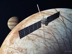 NASA Jüpiter Europa