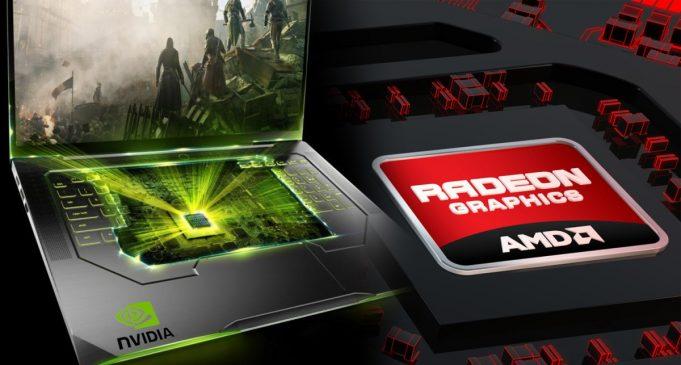 Nvidia vs AMD Mobil