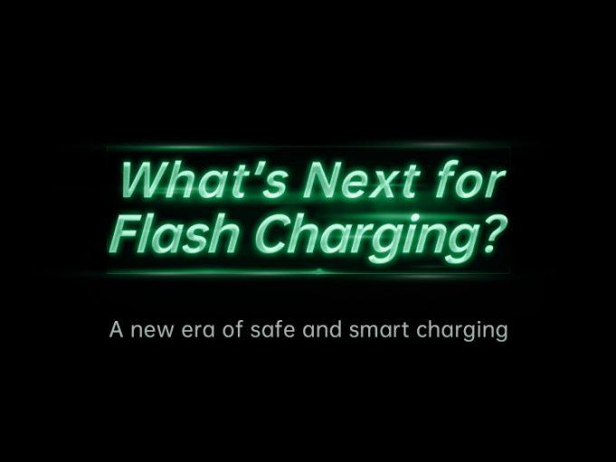 OPPO Yeni Nesil Hızlı Şarj Teknolojisi
