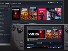 Valve Steam Deck Oyun Konsolu2