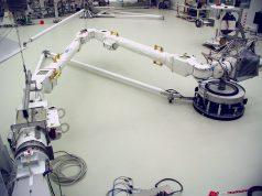 airbus robotik kol