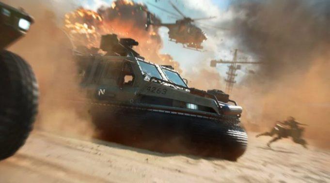 Battlefield 2042 açık beta tarihi