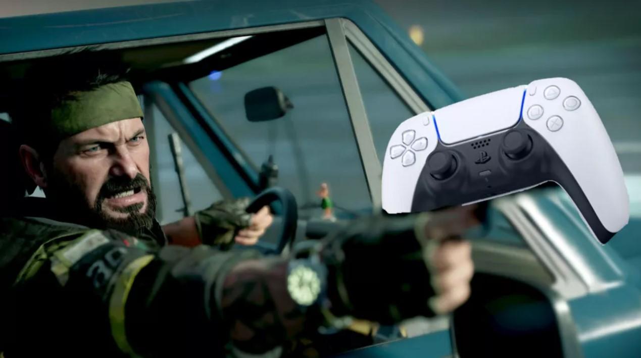 Call of Duty Black Ops Cold War PC PS5 DualSense desteği