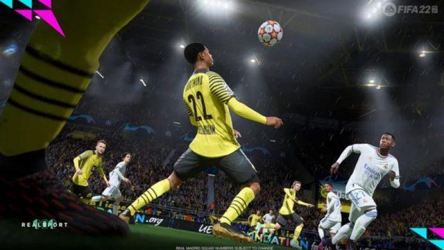 FIFA 22 oynanış videosu