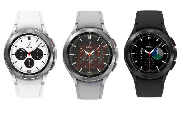 Galaxy Watch 4 depolama