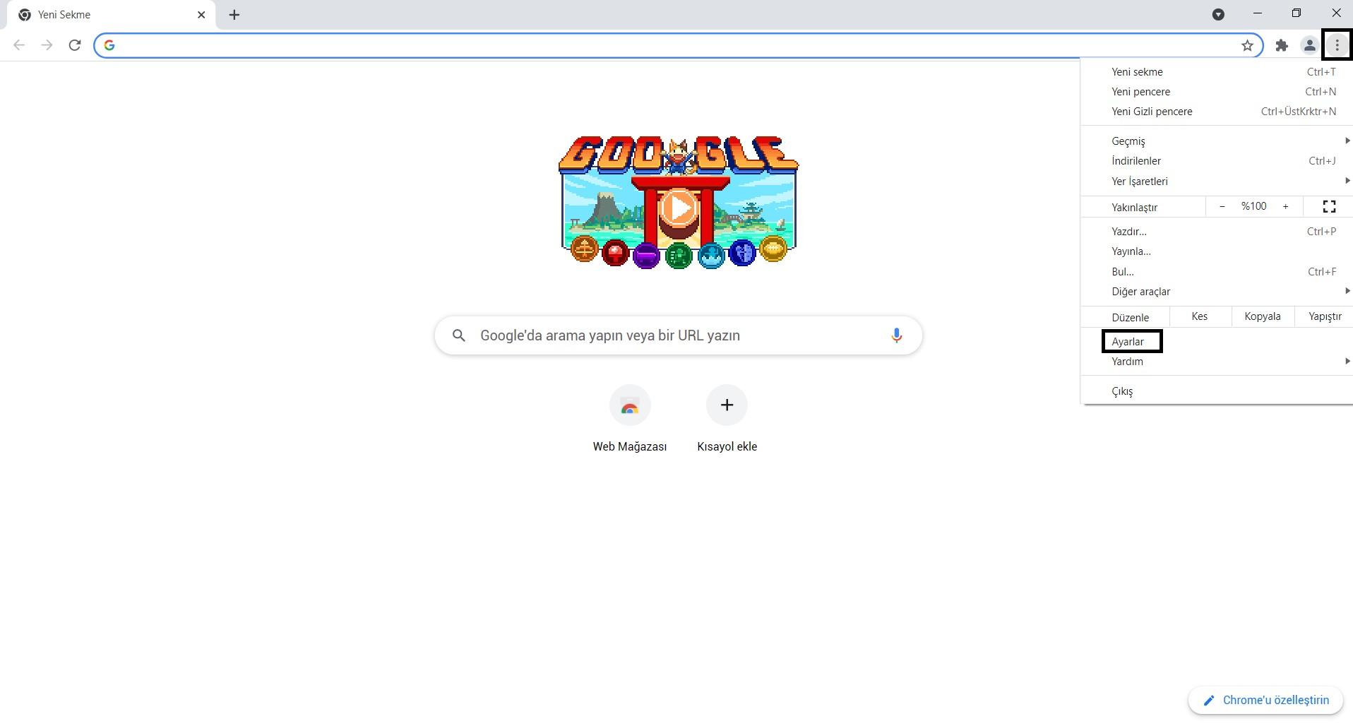 google chrome, dns over https, doh