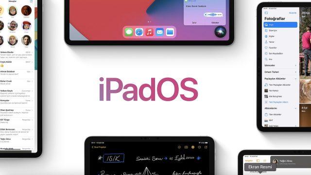 iPadOS 14.7 Güncellemesi