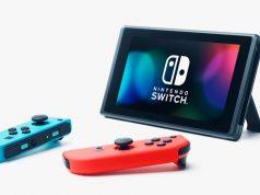 Nintendo Switch Sistem Güncellemesi 12.1.0