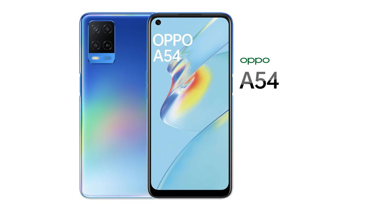 Oppo A54 İncelemesi - Kamera Özellikleri