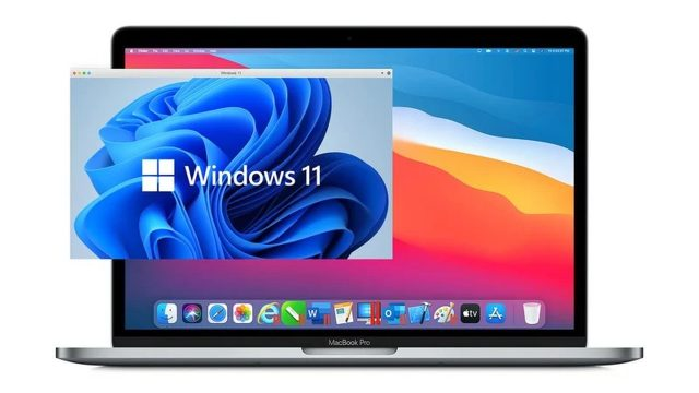 Parallels Desktop Windows 11