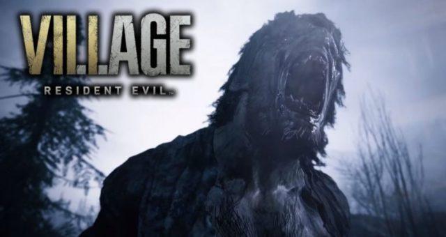 Resident Evil Village AMD FSR güncellemesi