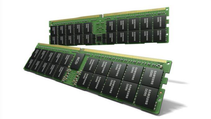 Samsung 768 GB DDR5