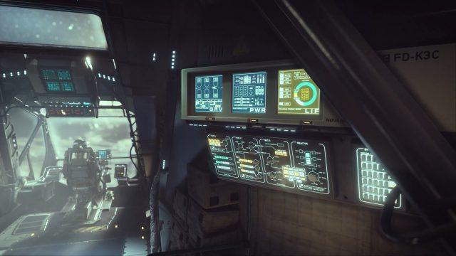 Starfield Uzay Gemisi İçi