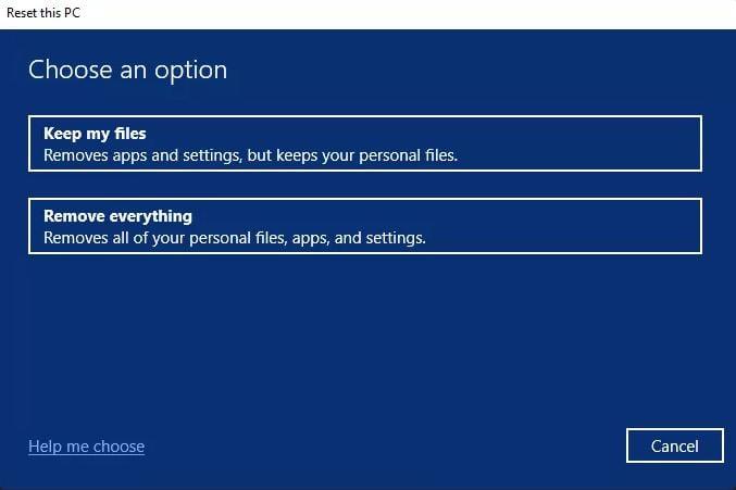 Windows 11 format atma rehberi