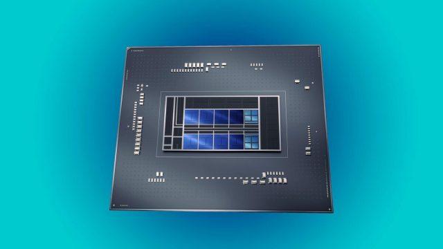 Intel 12. Nesil Alder Lake İşlemci CPU