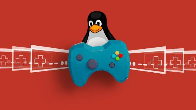 Linux Oyunculuk Gaming Steam