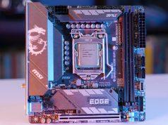 MSI MPG B560i Gaming Edge Wi-Fi
