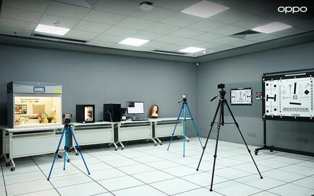 Oppo Kamera İnovasyon Laboratuvarı
