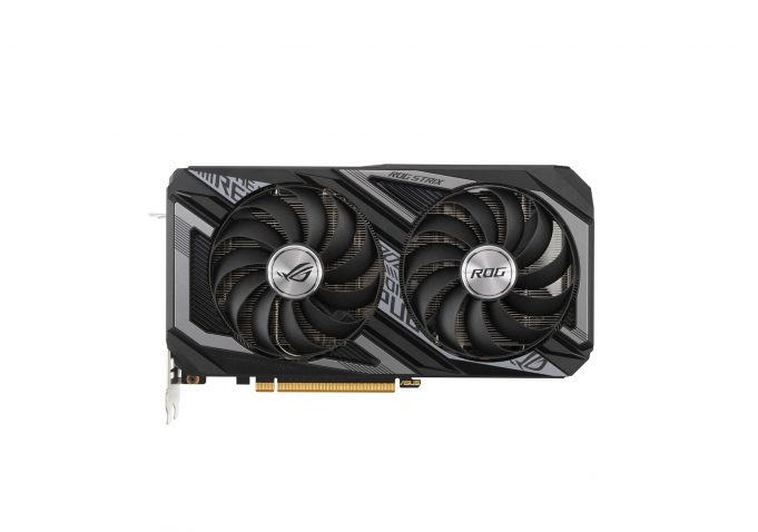 ROG Strix AMD Radeon RX 6600 XT OC Edition